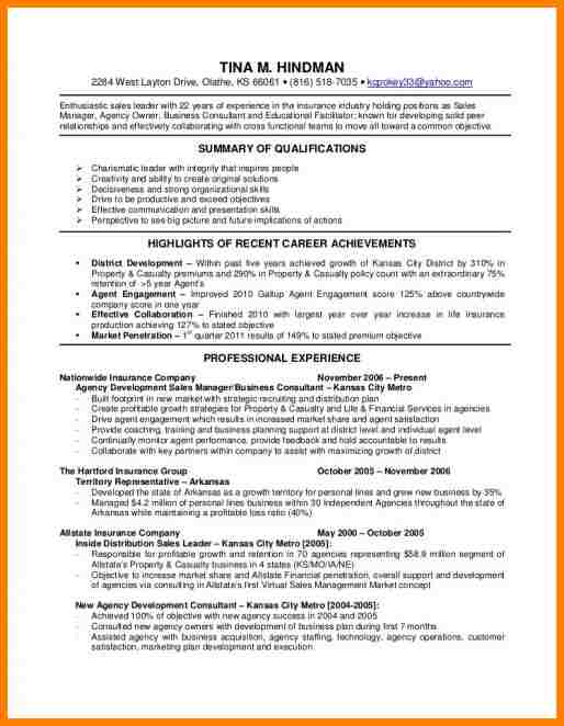 contract specialist resume  template business