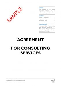 contractor bid template independent contractor agreement agreement for consulting services template sample