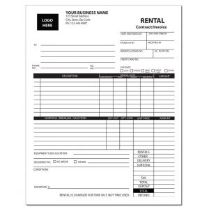 contractor invoice template dnp