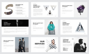 cool website templates helium powerpoint template