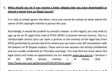 copyright notice example generic copyright notice