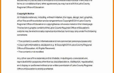 copyright notice format copyright notice format copyright notice template
