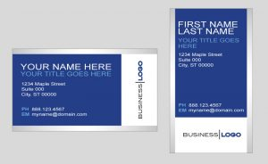 corporate business cards business card template