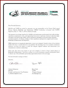 corporate sponsorship letter corporate sponsorship letter example