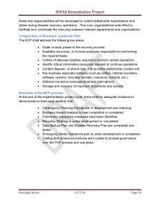 corrective action plan template sample hipaa security rule corrective action plan project charter