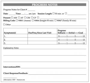 counseling progress notes template screenshot pngtwidthnamescreenshot