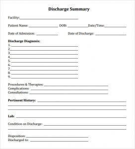 counseling treatment plan template pdf sample discharge summary template