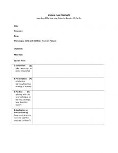 counseling treatment plan template session plan template