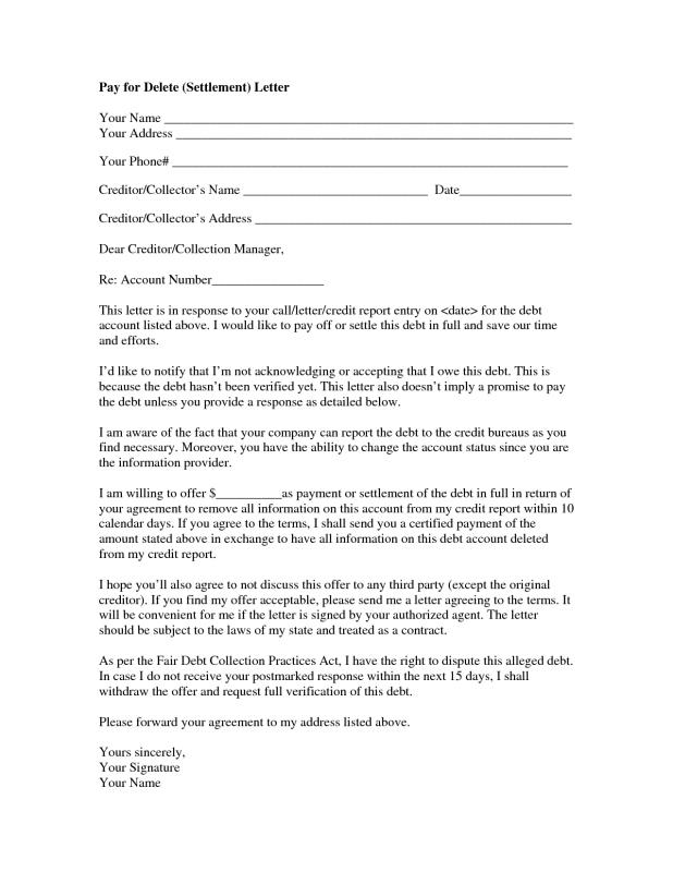 counter offer letter sample