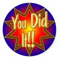 craft business cards you did it sticker rdecfbfdbafc vwth byvr
