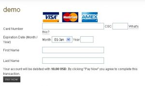 credit card authorization form template word rsmembership credit card form