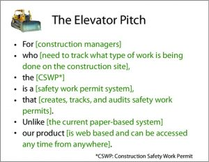 credit card template theelevatorpitch