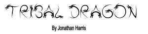 cursive font download by jonathan harris