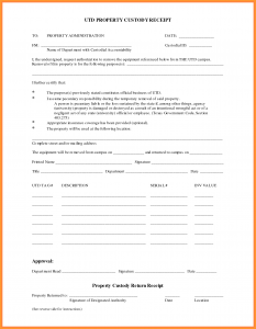 custody agreement templates temporary guardianship letter temporary guardianship agreement