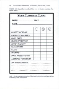 customer satisfaction survey template measuring service quality