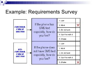 customer survey template kano model