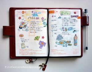 cute daily planner p