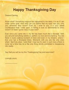 cute love letters for boyfriend thanksgiving love letter for boyfriend husband