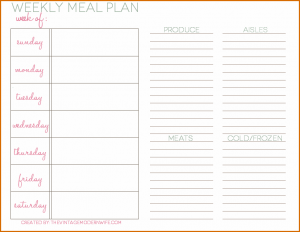 daily meal plan template daily meal plan template vmw weekly meal plan