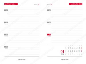 daily planner pdf daily calendar pd we