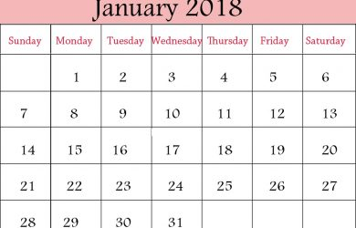 daily schedule template printable january printable calendar january blank calendar jvazgv