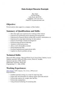 data analyst resume data analyst resume keywords