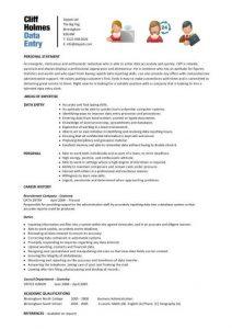 data entry resume pic data entry resume 3 1