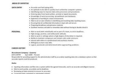 data entry resume pic data entry resume 3 1