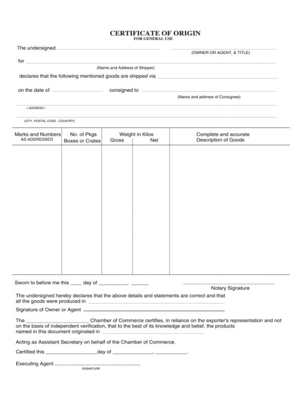 Death Certificate Template  Template Business