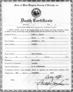 death certificates templates furrow death certificate
