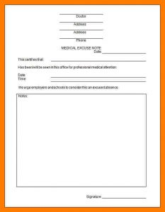 dentist note for work dentist excuse note for work doctor excuse note template