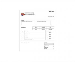 deposit receipt template car rental receipt template download