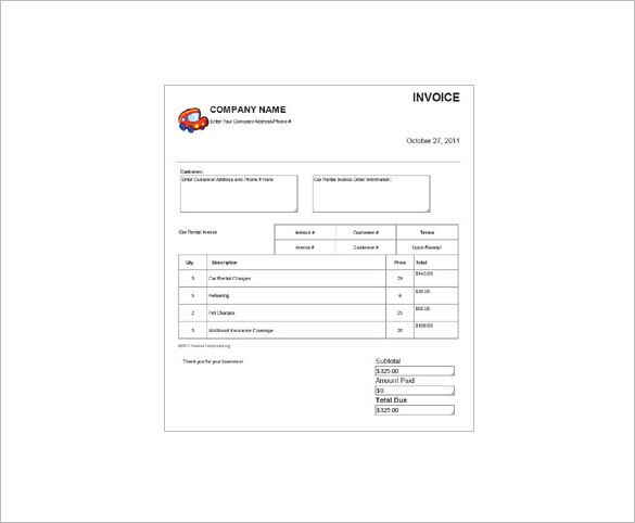 deposit receipt template