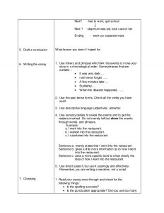 descriptive essay sample writing a descriptive essay person