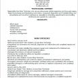diesel mechanic resume auto body technician resume