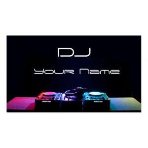 dj business cards dj business card rdbcffffeeb it byvr