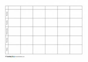dl calendar template timetablemonfric