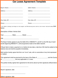 doctors excuse forms car leasing agreement car lease agreement template