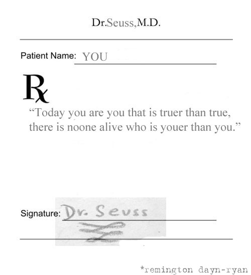 doctors note for school