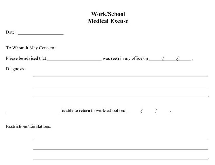 fake school schedule template