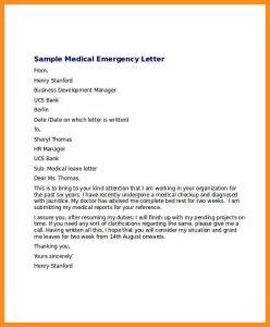 doctors note template free download medical leave letter from doctor medical emergency leave letter