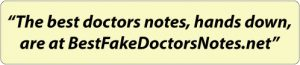 doctors notes for work lilad