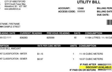 dog bill of sale sample discount utility bill