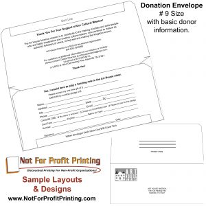 donation envelope template donation envelope