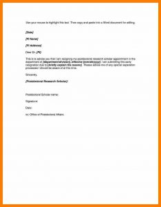 donation form template blank resignation letter