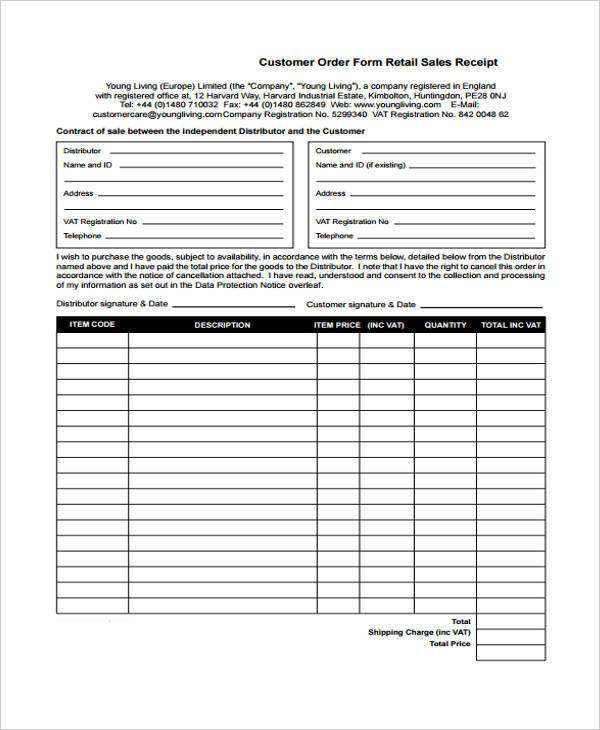 Donation Form Template  Template Business