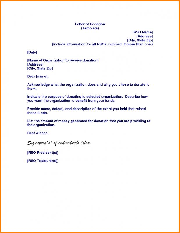Donations letter example template business donations letter example thecheapjerseys
