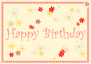 download birthday card happy birthday cards free