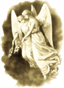 drawing of angels angels