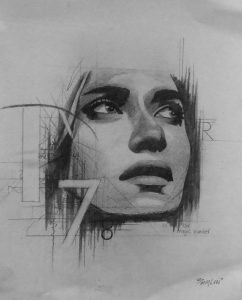 drawings in pencil benimogen
